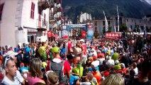 UTMB 2013 (départ ultra trail du mont blanc 2013)