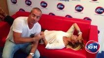 Bruno Robles et Justine Fraioli 6h 9h sur #RFM