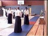 Aikido Linz - Seiichi Sugano Sensei Linz 2002 - Aikidolehrgang in Linz