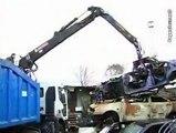 Guelle recupération fer métaux - Recyclage - Casse automobile - Rouen