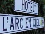 Hôtel l'Arc-en-ciel à Thonon-les-Bains en Haute-Savoie dans le département 74