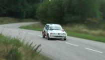 Rallye des Vallées 2013 - Didier Antoine/Tristan Chipeaux