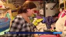 Pour certaines familles, ce lundi était consacré aux achats de dernière minute avant la rentrée