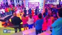 """""""Touche pas à mon poste"""" : l'arrivée en fanfare de Cyril Hanouna"""