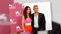Sandra Bullock Puts Rumors of Romance With George Clooney To Rest