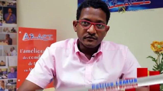 Patrice LEMUS, directeur de l'ARACT Martinique