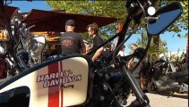 Les Harley-Davidson font trembler Faaker See
