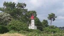 28/07/2013 Coup de vent sur la pointe de Sainte-Marine