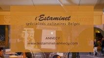 L'Estaminet  restaurant - brasserie à Annecy