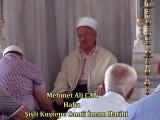 Hafız Mehmet Ali CAN / Şişli Kuştepe Camii İmam Hatibi