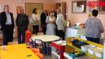 Rentrée scolaire: la tournée des élus - Écoles Lannion rentrée scolaire