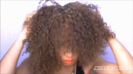 Idée coiffure pour cheveux frisés [N°2]