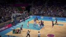 Clip promotion Basket féminin avec Céline Dumerc, Endy Miyem et Sandrine Gruda