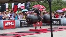 L'homme le plus fort du monde soulève 442kg (Record du monde)
