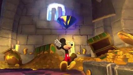 Trailer de lancement de Castle of Illusion starring Mickey Mouse