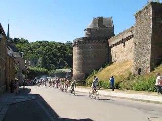 GP de Fougères 2013 - Les remparts