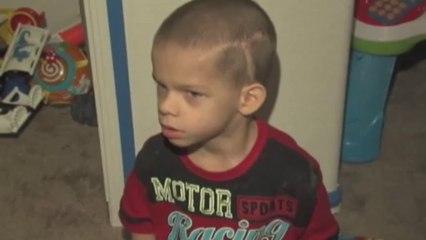 Boy, 5, gets medical marijuana card