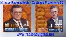 Milance Radosavljevic - Ja u ljubav vise ne verujem (Audio 2003) HD