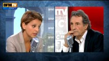 "Najat Vallaud-Belkacem: ""Bachar al-Assad est responsable des attaques chimiques"" - 04/09"