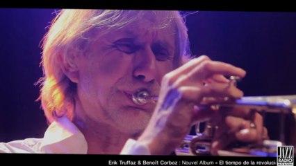 Concert Erik Truffaz à Méribel avec JAZZ radio