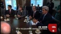 Les manchettes du Téléjournal Grand Montréal  3 sept