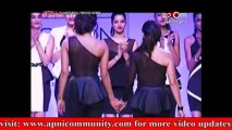 Priyaka walked the ramp for Relaince Trends & Bisou Bisou-4 Sep 2013-Special Report