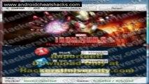 Iron Man 3 Hack Cheats Tool iOS Android Free Extra StarkCredits, Blue Gems, Experience 2013