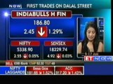 Sensex, Nifty open in green; ICICI Bank, SBI, PNB Down