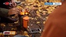 TeknoHD - Akıllı Kafa Lambası + Zıplayan Gözcü Robot + Piknikte Cep Telefonu Şarj Etmek