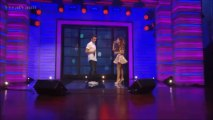 [HD] Ariana Grande (ft. Nathan Sykes) - Almost Is Not Enough - Kelly & Michael 9-5-13