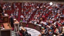 """Siria: Francia """"pronta ad azione proporzionata, no..."""