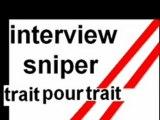Sniper inteview :  planete rap