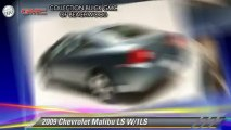 2009 Chevrolet Malibu LS W/1LS - Collection Buick GMC of Beachwood, Beachwood