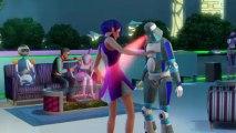 Explorez le monde des Sims de demain avec Les Sims 3 En route vers le Futur
