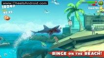 Hungry Shark Evolution Cheats - no jailbreak or rooting - working 100% (German)