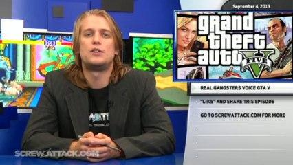 Pokemon, Rayman, and GTA V Gangsters - Hard News