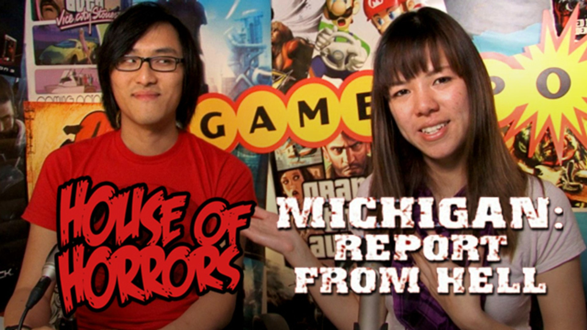 House of Horrors - Michigan: Report From Hell