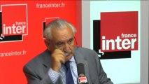 """Jean-Pierre Raffarin: """"Je ne doute pas des images en Syrie, mais je voudrais savoir qui les a tournées"""""""
