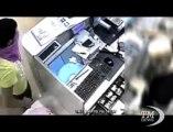 Rapina da 135 euro in negozio d'infanzia a Marcianise: 2 arresti. Incastrati dalle telecamere di sorveglianza