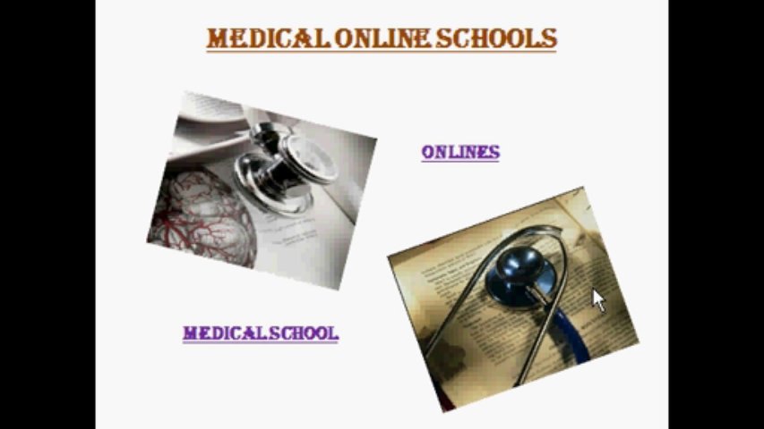 Medical Online Schools