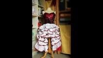 French cancan Paris show - cabaret burlesque moulin rouge - spectacle revue parisienne