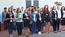 Rozpoczęcie roku szkolnego w GP1 Ostrów Mazowiecka 2013