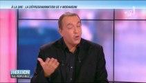 Jean-Marc Morandini annonce en direct la déprogrammation de son émission #Morandini