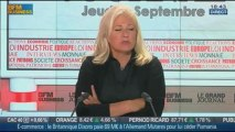 Jacques Dupont, journaliste « vin » au magazine Le Point, dans Le Grand Journal - 05/09 3/4