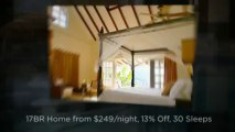 Townhouse for Rental Puerto Rico Caribbean-Chalet Rentals