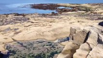 Bretagne Morbihan : Loïc escapade rochers 01