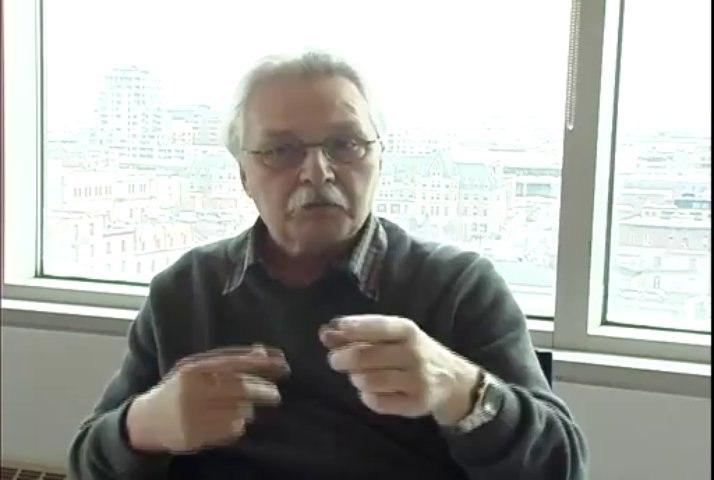 Partie 1-1 - Jean-Guy Lacroix - Formation en sociologie du travail et lectures de Marx