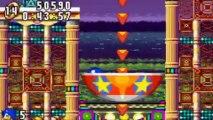 Sonic Advance - Sonic : Casino Paradise Zone Act 2