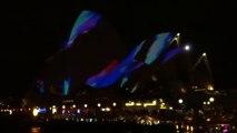 Australie-Cote Est: L'Opera de Sydney.