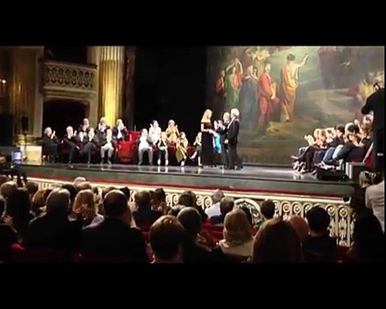 Napoli - Premio Le Maschere del Teatro Italiano al Teatro di San Carlo - live- (05.09.13)